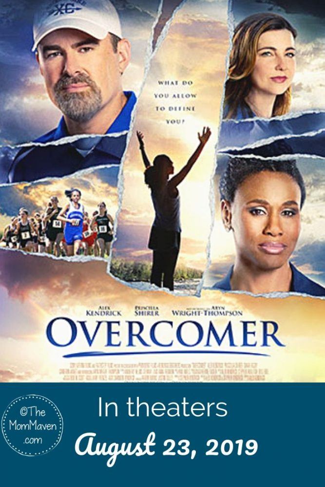 Filled with a powerful mix of faith, a twist of humor, and a ton of heart, the Kendrick Brothers return to theaters with OVERCOMER