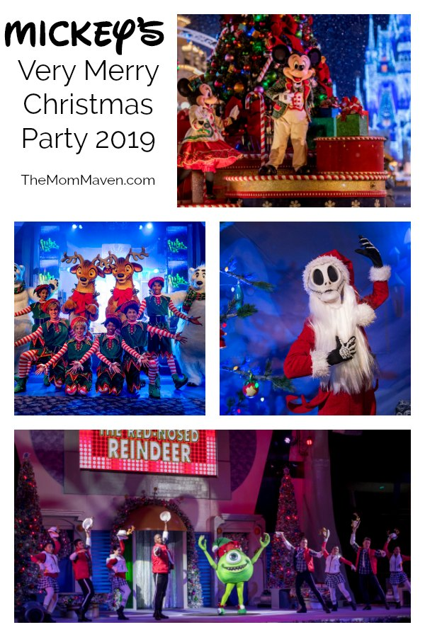 Planning a visit to Walt Disney World Resort for the holidays? Then you can't miss Mickey's Very Merry Christmas Party at Magic Kingdom Park, which celebrates the season with festive decor, glittering holiday lights, special photo opportunities, holiday entertainment you have to see to believe, snow on Main Street, U.S.A., and so much more.
