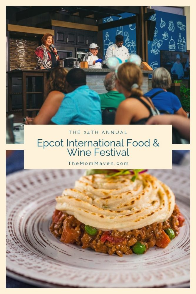 The 24th Epcot International Food & Wine Festival has added a dozen extra days to the event.