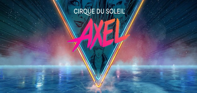 Spectacular skating, breathtaking acrobatics, live music and stunning graphics - It's waiting for you in an all new ice spectacle: Cirque du Soleil AXEL.