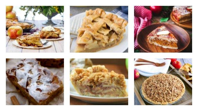 apple recipes pies