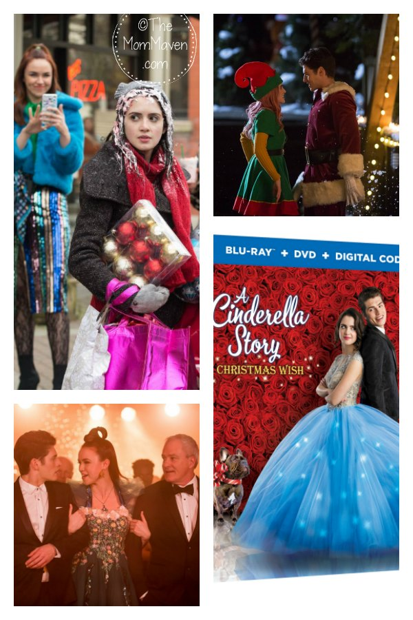 Christmas will be here before we know it, and A CINDERELLA STORY: CHRISTMAS WISH is the perfect movie to get you into the holiday spirit!