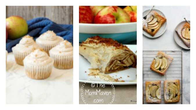 apple recipes cupcakes and pastries