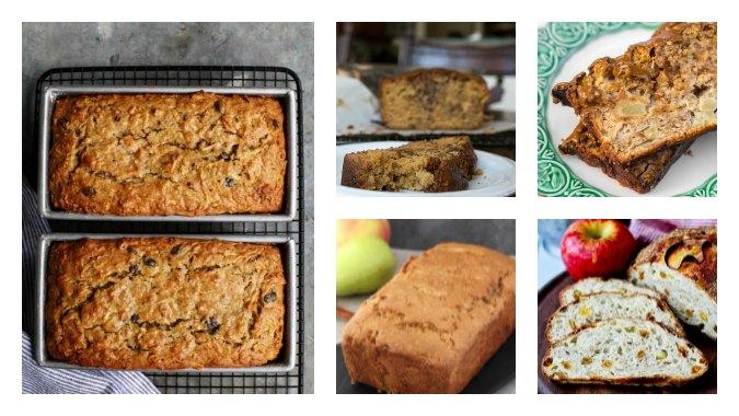 8 apple breakfast bread recipes