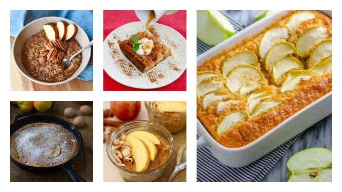 11 apple breakfast recipes
