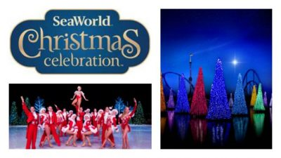 Gather your family and meet your festive friends at SeaWorld Orlando's Christmas Celebration, taking place from November 23 through December 31.