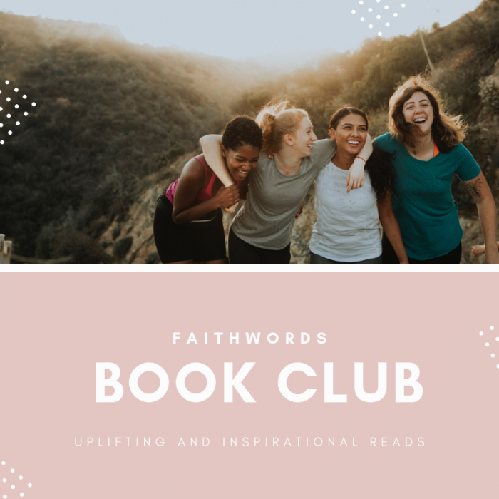 The FaithWords Book Club is a private Facebook group that is only available to join upon request.