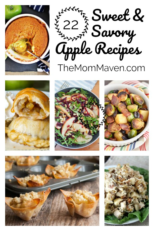 23 Sweet and Savory Apple Recipes