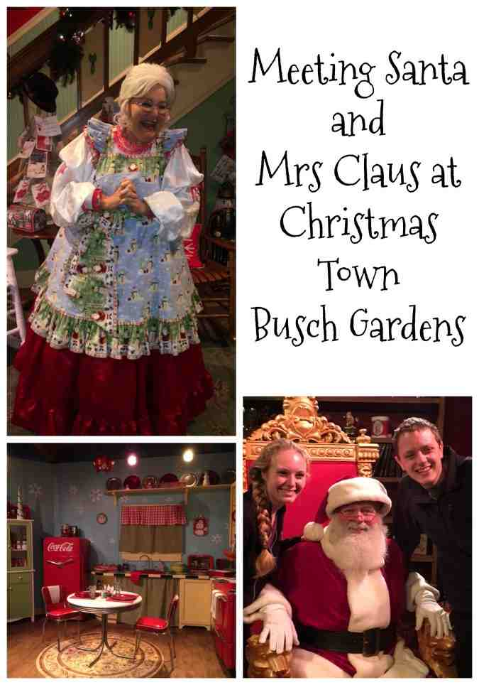 The holidays come to life at Busch Gardens Christmas Town including ALL-NEW festive fare, heartwarming holiday shows, and much more!