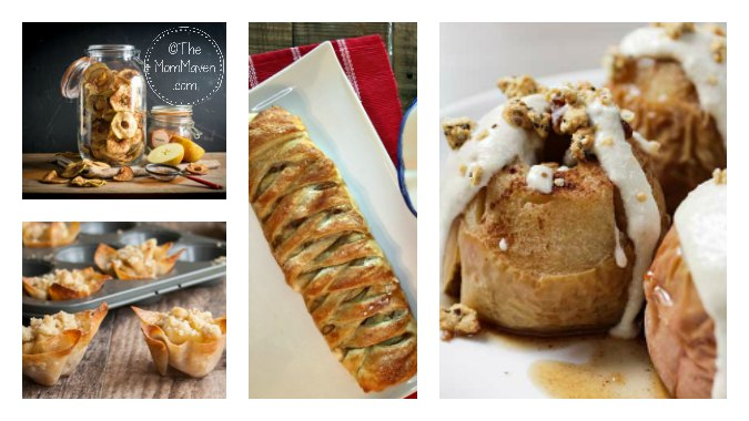 9 sweet fall apple recipes