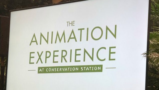 The Animation Experience at Conservation Station