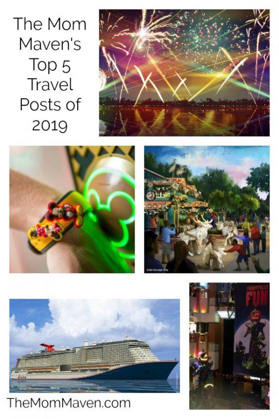 Top 5 travel posts of 2019.