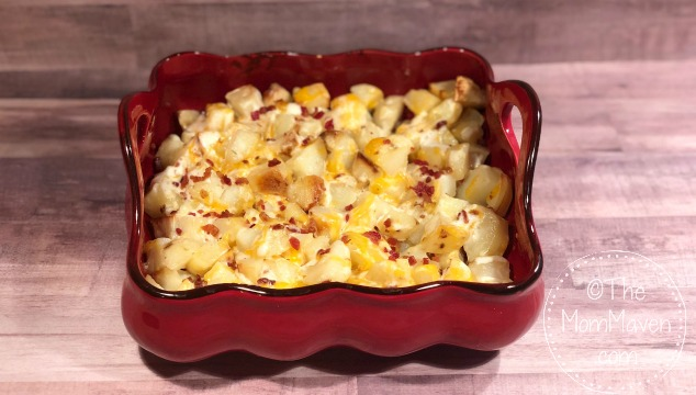 Cheddar Bacon Ranch Potatoes