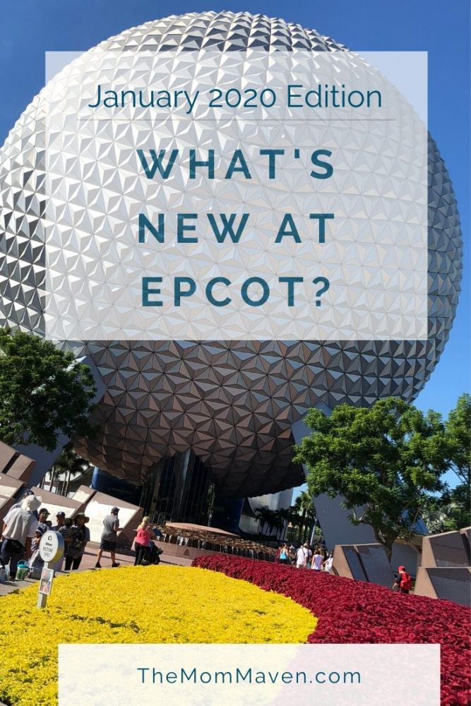 What's New at Epcot is a new series here at The Mom Maven which will center around each new attraction and neighborhoods as the new Epcot emerges.