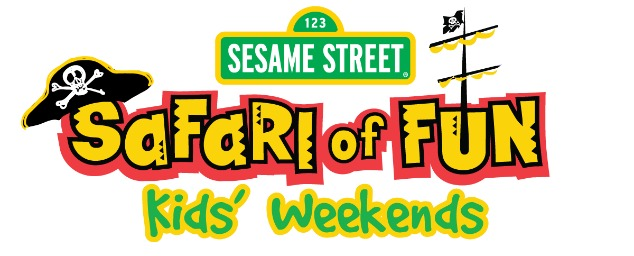 Families can spend time with their favorite special characters and pirate-inspired frivolity at the Sesame Street Safari of Fun Pirate Weekends!