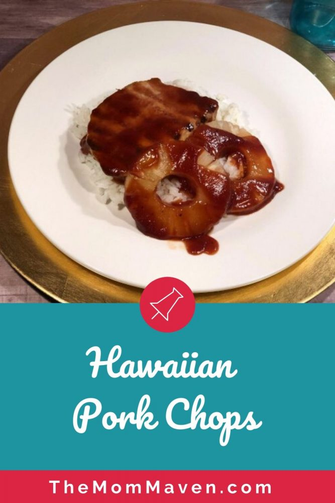 This easy, versatile, and delicious Hawaiian Pork Chops recipe makes a big punch with just a few staples yu probably have on hand right now.
