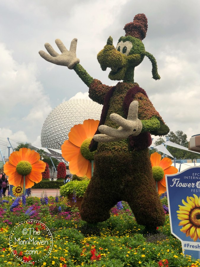 The 27th annual Epcot International Flower and Garden Festival begins March 4th and runs through June 1st for 90 days of flowers, food, and fun.