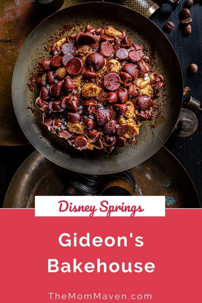 Gideon's Bakehouse to open at Disney Springs