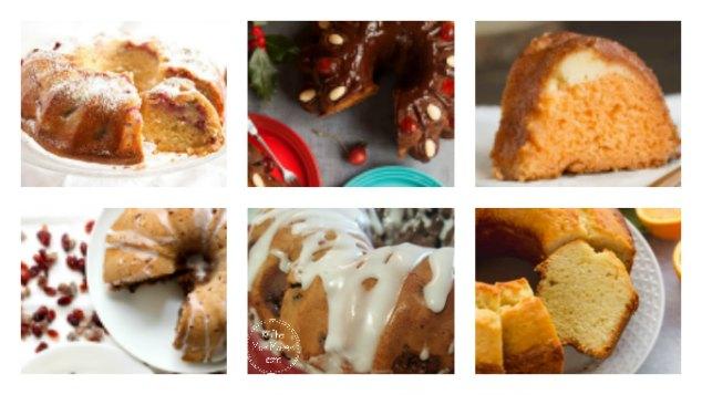 22 fruit bundt cake recipes
