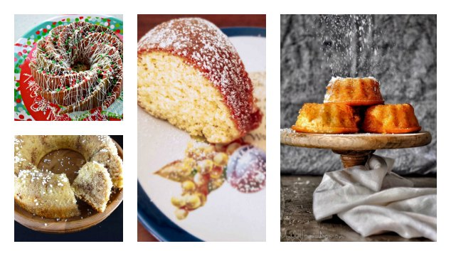There are so many delicious bundt cake recipes on this list I want to try. Flavors like Butterfinger, Pistachio, and Pumpkin just to name a few.