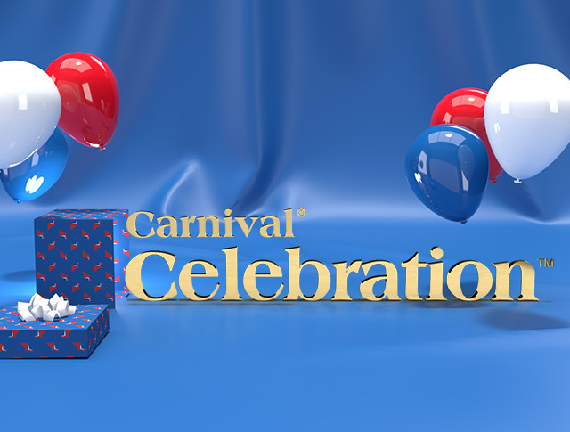 "Carnival Cruise Line announced that its next Excel-class ship arriving in 2022 to coincide with its 50th birthday celebration will be named ""Carnival Celebration."""
