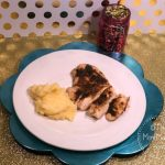 Easy dry Rubbed Baked Chicken