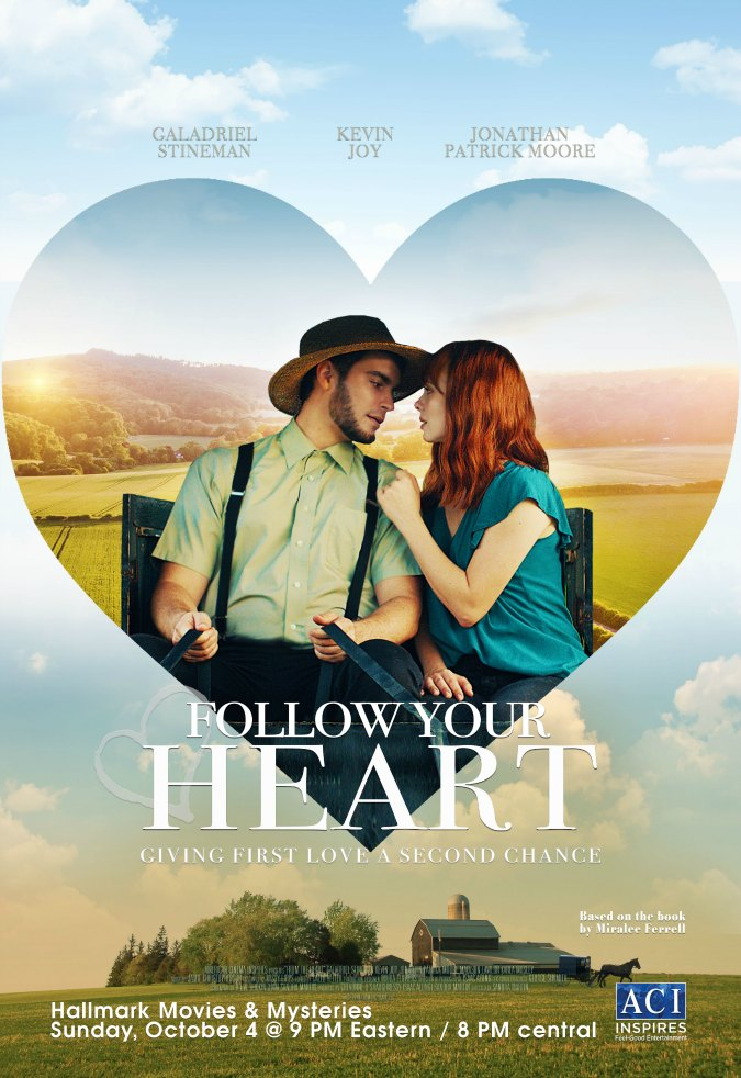 Follow Your Heart, Giving First Love a Second Chance, is a sweet story of forgiveness and love that is well told and well acted.