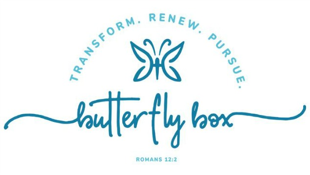 Butterfly Box is a thoughtfully curated themed box to help Christian women build their intimacy with Christ.
