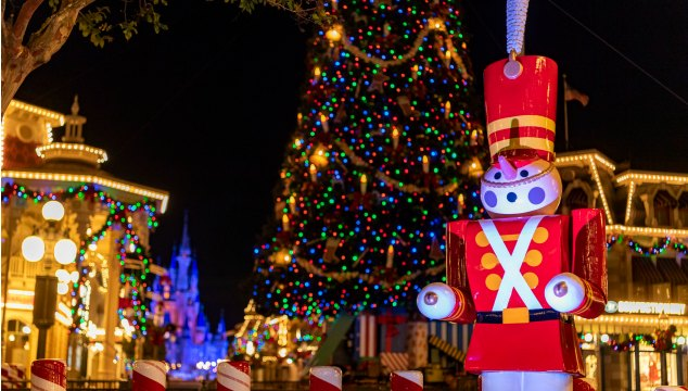 Holiday guests will enjoy seasonal music, decorations and food as they partake in the 2020 Holiday Fun at Walt Disney World!