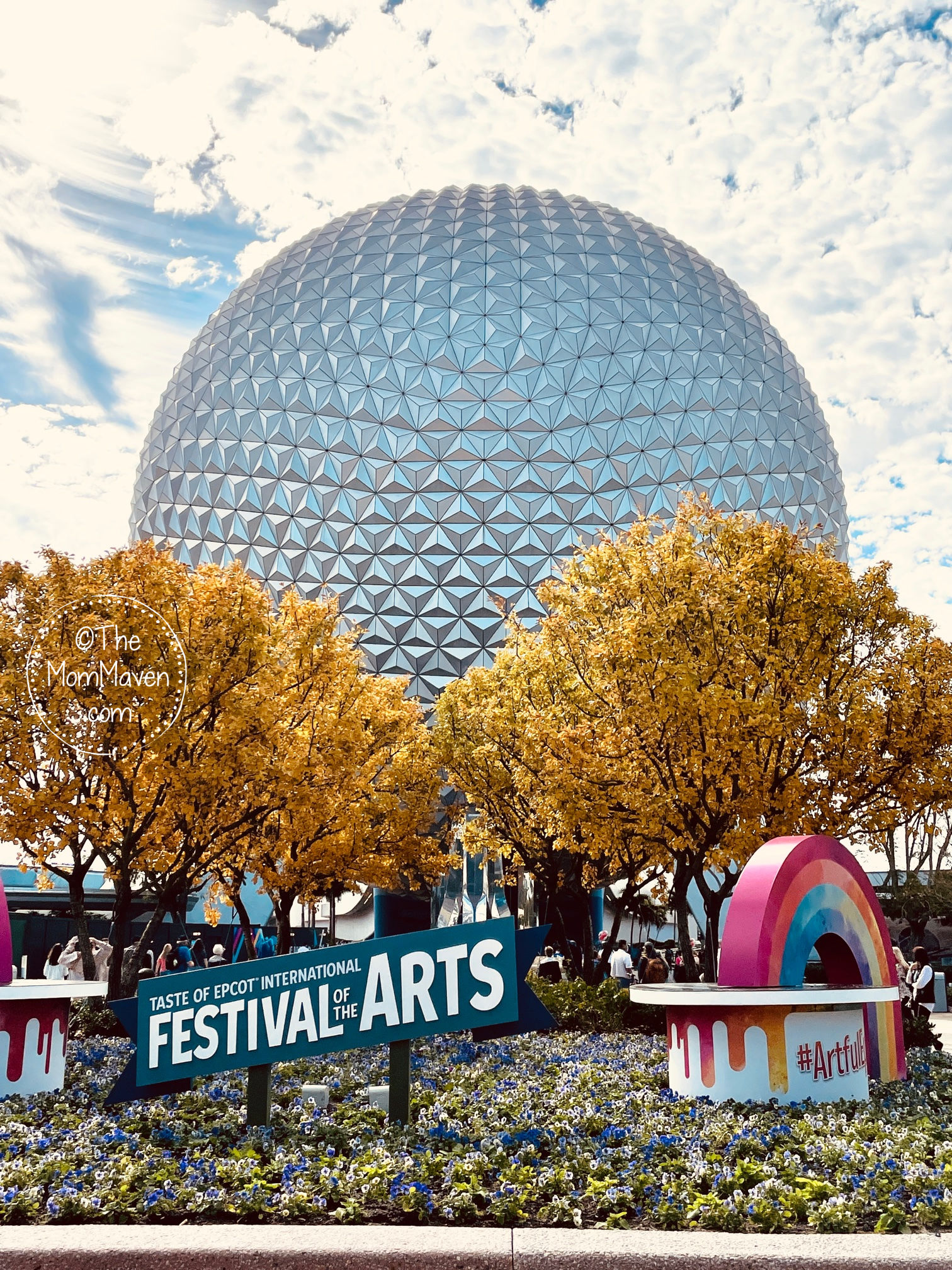 The Epcot International Festival of the Arts is my favorite of all the Epcot festivals! This year the festival is celebrating its 5th anniversary.