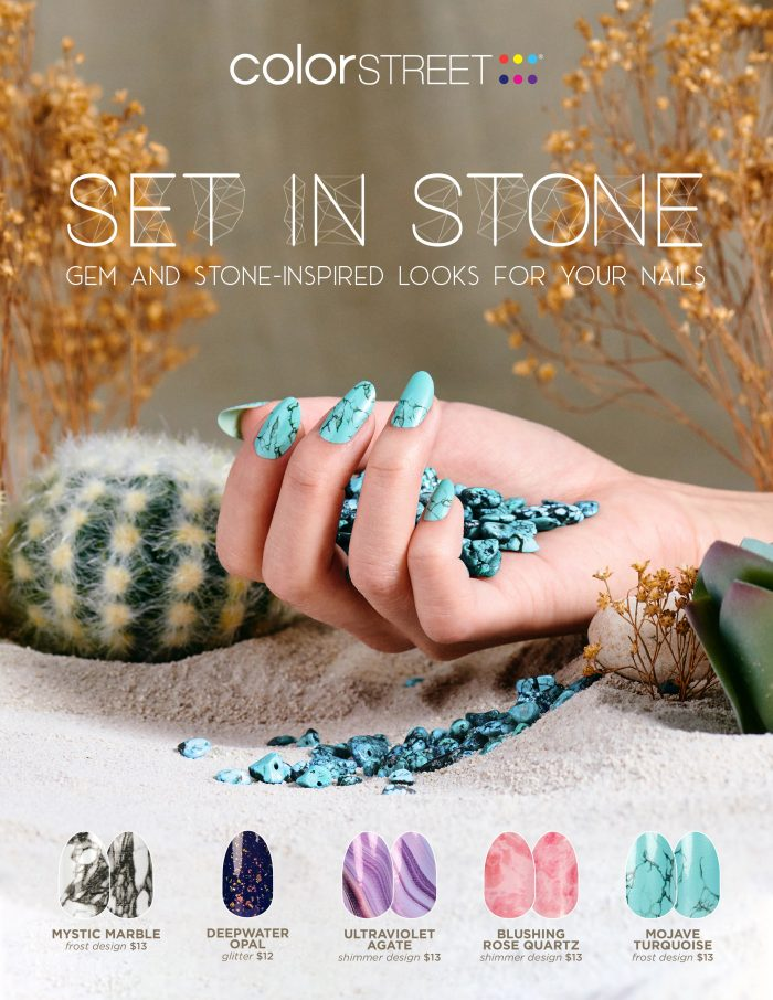 Color Street Set in Stone Collection