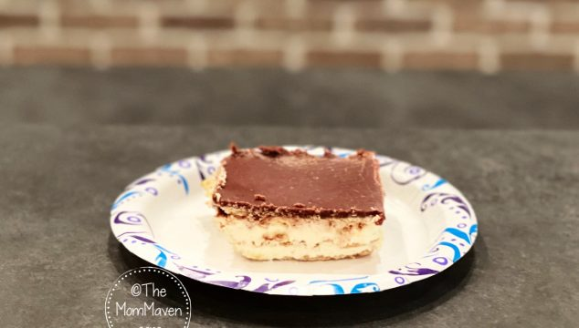 Perfect for summer, this Eclair Ice Box Cake requires no baking and is best when made a day ahead. It's so easy, the kids can help!