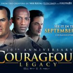 COURAGEOUS LEGACY is a remastered, updated version of COURAGEOUS which includes new scenes, and anew bonus ending you don't want to miss!